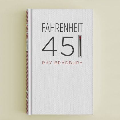 Picture of Fahrenheit 451 by Ray Bradbury