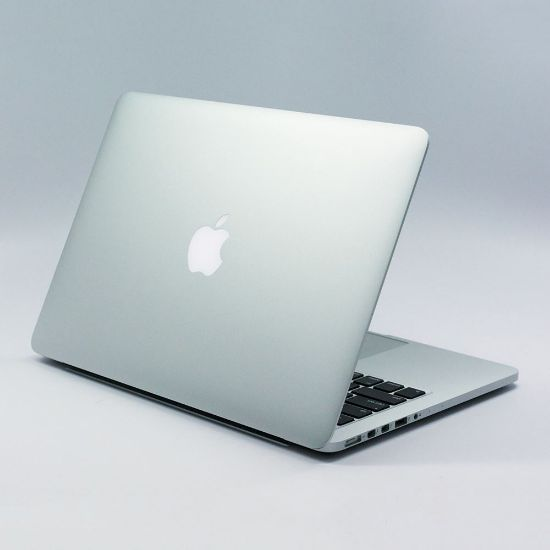 Back of Apple MacBook Pro 13-Inch